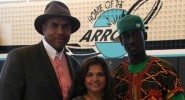 Anthony Simms and Khadija Kathy Ali