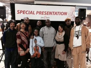 African Heritage Spelling Bee 1